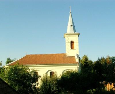 Nagyszénás - evangélikus templom - 1900 óta