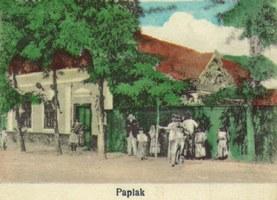 Parókia régen